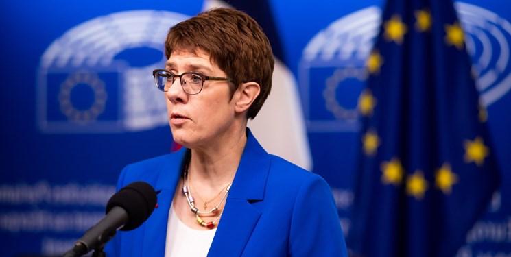 آلمان: اوضاع در آمریکا در حال انفجار است و شاید به بحران منتهی شود