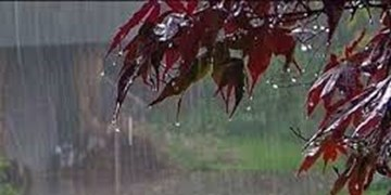 ادامه بارشها طی امروز در مازندران/سامانه بارشی از امشب خارج میشود