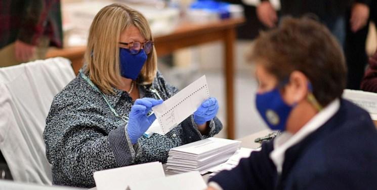 انتخابات آمریکا| اعلام نتایج ایالات نوادا و پنسیلوانیا به تعویق افتاد