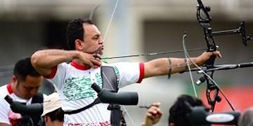 ملی پوش پاراتیروکمان:  برای کسب مدال دوم در پارالمپیک تلاش میکنم
