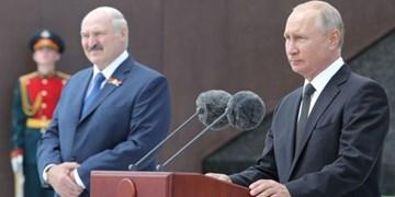 رایزنی پوتین و لوکاشنکو جهت توسعه روابط دوجانبه