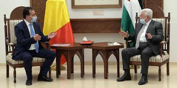 در دیدار با نخستوزیر رومانی| اعلام آمادگی «عباس» برای مذاکره