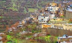 شهری در ایران که از آب معدنی طبیعی استفاده میکند/ هدیه چشمه «بل» به شهر تشنه «نودشه»