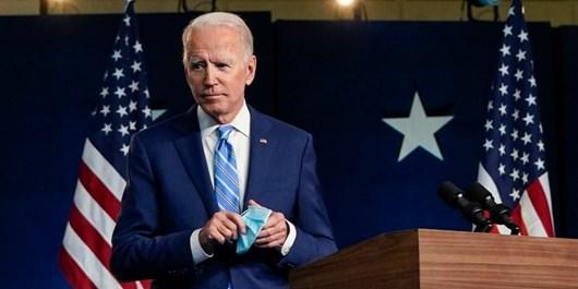 جو بایدن مردم آمریکا را به آرامش دعوت کرد