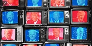 اُفت میزان بینندگان برنامه های انتخابات آمریکا/فاکس نیوز پربیننده ترین شبکه شد