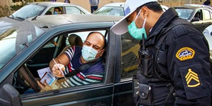 پلیس راهور از بخشودگی دو برابری جرایم معوقه رانندگی خبر داد