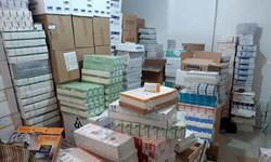 کشف بیش از 9 هزار عدد داروی غیرمجاز در زابل