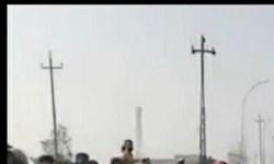 تظاهرات مردمی همزمان با سفر نخستوزیر عراق به جنوب کشور