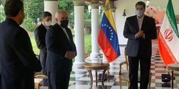 مادورو سفر ظریف را تاییدی بر روحیه تزلزل ناپذیر مناسبات استراتژیک ایران و ونزوئلا خواند
