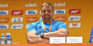 اصرار آلکنو به حضور یک مترجم خاص در تیم ملی والیبال