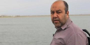 مدیر روابط عمومی نیروی دریایی ارتش دارفانی را وداع گفت