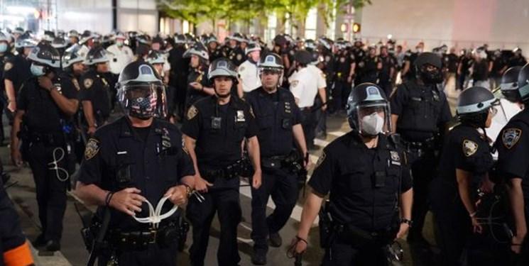 بالا گرفتن تنشهای انتخاباتی در خیابانهای نیویورک