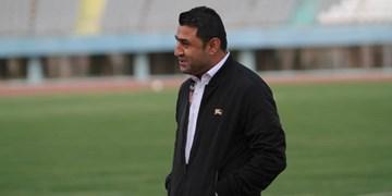 فاضلی: پشت بازیکنانم هستم و باید بگردم و ایراداتم را پیدا کنم