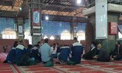 نماینده رهبر در خوزستان پای کار کارگران هفت تپه