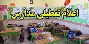 تمدید آموزش غیر حضوری مدارس همدان