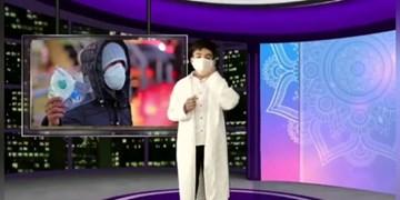 ایده معلم جوان دهدشتی  در آموزش مجازی+فیلم