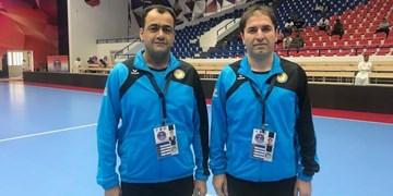 داور تبریزی در مسابقات جهانی قضاوت خواهد کرد
