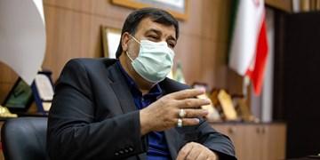 ترافیک فوتیهای کرونا/ روزهای سخت پرسنل وادی رحمت تبریز