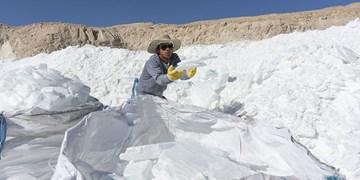 تولید در پایتخت گچ ایران