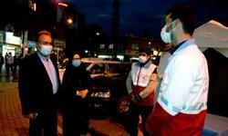طرح«آمران سلامت» هلال احمر در استان زنجان به کار خود پایان داد