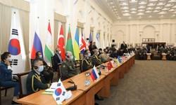 نشست امنیتی کارشناسان بین المللی در ازبکستان