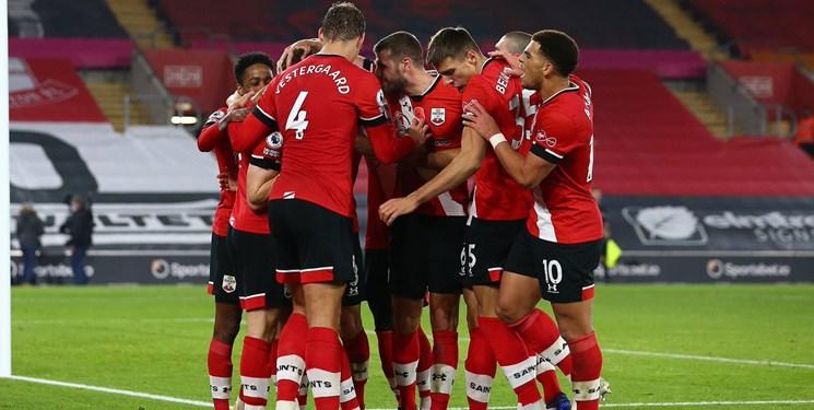لیگ دسته اول انگلیس|پیروزی ساوتهمپتون مقابل شفیلد