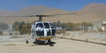 اعزام بالگرد برای انتقال مادر باردار/ اولین ماموریت هوایی اورژانس بعد از 2 سال انتظار