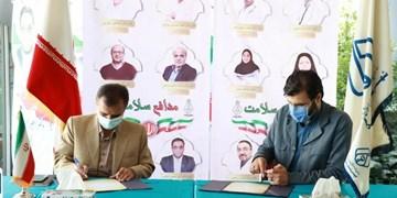 سازمان نظام پزشکی مشهد با خانه مطبوعات خراسان رضوی تفاهمنامه همکاری منعقد کرد