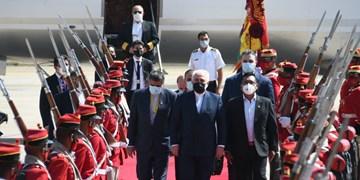 وزیر خارجه ایران وارد بولیوی شد