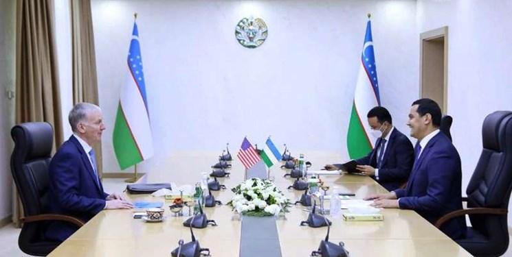 حمایت از سرمایهگذاران خارجی محور دیدار مقامات ازبکستان و آمریکا