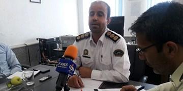 محدودیت تردد شبانه در شهرهای نارنجی کردستان لغو شد/توقیف 100 خودرو دارای پلاک مخدوش