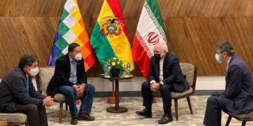 همراه با ظریف در لاپاز/ ایران در کنار دولت و ملت بولیوی