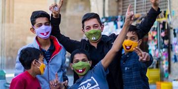 اهدای لبخند به بزرگمردهای کوچک اصفهان