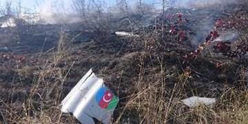 ادعای پدافند قره باغ درباره هدف قراردادن پهپاد جمهوری آذربایجان