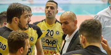 ادامه حضور محمدیراد در تیم والیبال سپاهان
