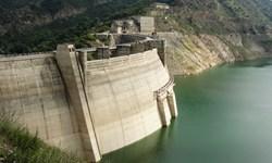 ذخیره 224 میلیون مترمکعب آب پشت 2 سد بزرگ و مهم مازندران