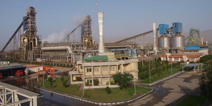 رکورد تولید روزانه و ماهیانه تختال در فولاد هرمزگان شکست