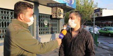 فیلم| واکنش مردم ایران به نتایج انتخابات آمریکا