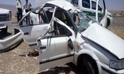 تصادف محور فیروزآباد-عسلویه 14 مصدوم بر جای گذاشت