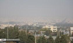 تداوم آلودگی هوا باز هم دستگاههای اجرایی را تعطیل کرد
