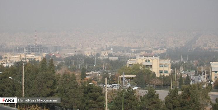 سرمای زیر صفر درجه در پایتخت / آلودگی هوای تهران و چندکلان شهر