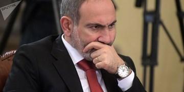 نخستوزیر ارمنستان: ارتش به پذیرش آتشبس اصرار داشت
