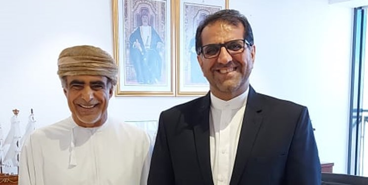 همکاری ایران و عمان در حوزه انرژی محور گفتوگوی نجفی با وزیر انرژی عمان