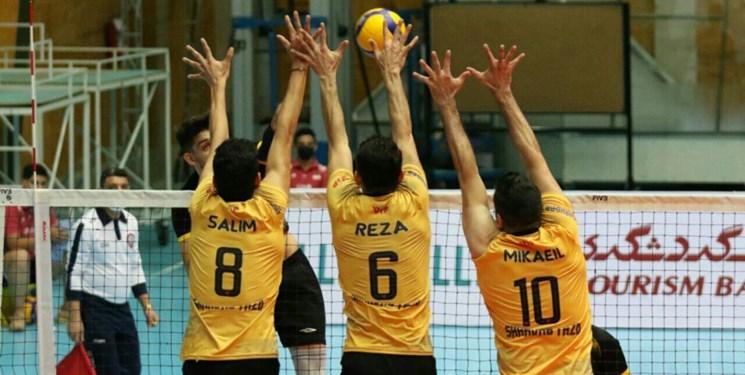 اعلام ردهبندی نهایی لیگ برتر والیبال/ صدای  اعتراض یزدیها درآمد