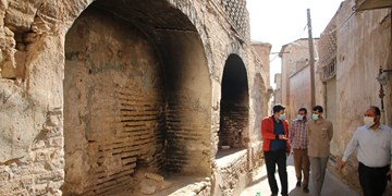 بازدید مسئولان از بافت تاریخی شیراز جنبه نمایشی نداشته باشد