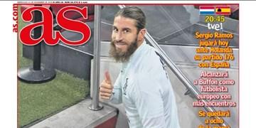 نگاهی به مطبوعات اسپانیا/راموس به دنبال رکوردشکنی ؛ بارسا با مسی یک چیز دیگر است