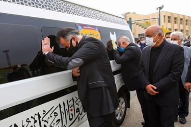 وداع با سرهنگ فوتبال ایران