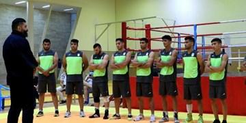 دعوت روزبهانی به اردوی تیم ملی بوکس / 10 بوکسور به اردوی تیم ملی دعوت شدند