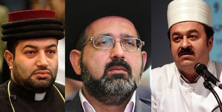 خاخام یهودی: قانون اساسی ایران الگویی برای زندگی مسالمتآمیز ادیان کنار هم است