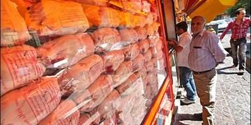 گزارش میدانی از بازار مرغ